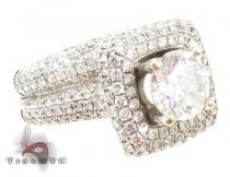 Solitaire Semi Mount Ring ダイヤモンド 婚約 結婚指輪