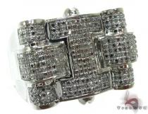 Rocksolid Ring Mens Black Diamond Rings