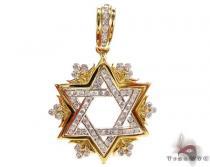 Diamond Czar Star Pendant Diamond Pendants
