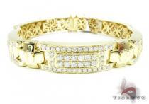 YG Bridgeport Bracelet Mens Diamond Bracelets