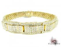 Pave Cosmos Bracelet Mens Diamond Bracelets