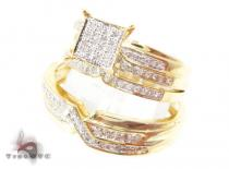 Prima Wedding Set Diamond Wedding Sets