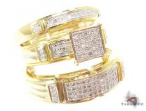 Concorde Wedding Set Diamond Wedding Sets