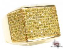 Full Canary Gladiator Ring