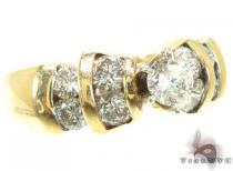 YG Monarchy Ring ダイヤモンド 婚約 結婚指輪