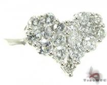 Diamond Galore Heart Ring レディース ダイヤモンド リング