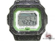 Black Silver&CZ G-Shock GLX5600A-3 G-Shock Watches