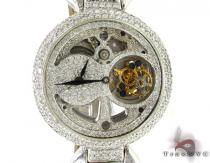 Fully Iced and Gold Custom Watch Special Watches