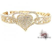 YG Nile Bracelet Diamond & Gold Bracelets
