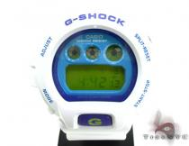 White & Blue G-Shock Watch DW6900CS-7 G-Shock Watches