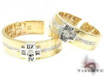 Romano Wedding Bands 結婚指輪 ダイヤモンド セット
