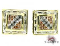 YG Underworld Earrings Stone