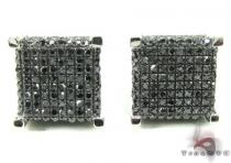 WG Black Diamond Ice Cube Earrings Featured Earrings