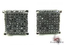 WG Black Diamond Ice Cube Earrings Featured Earrings