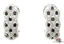 Dalmatian Earrings Stone