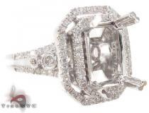 Joanne's Semi Mount Ring Engagement