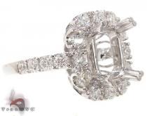 Julie's Semi Mount Ring Engagement