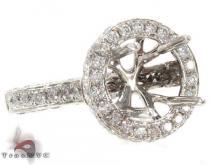 Designer Semi Mount Ring セミマウント ダイヤモンド リング
