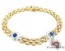 Golden Eye Bracelet ゴールドブレスレット