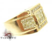 Big Celebration Ring Mens Diamond Rings