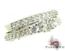 Prong Beauty Wedding Ring Set 結婚指輪 ダイヤモンド セット