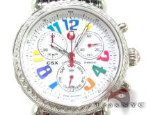 Michele CSX Day Carousel Diamond Watch MWW03M000076 Michele Diamond Watches