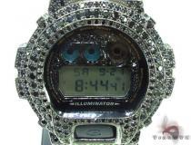 Black Rhodium  G-Shock Case G-Shock