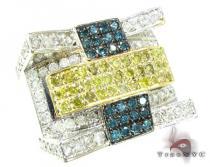 Sunny Multi-Color Ring 2 メンズ ダイヤモンド リング