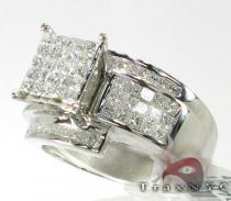 Coronet Ring Engagement
