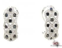 Dalmatian Earrings 2 Stone