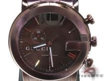 Dark Chocolate 101G-Gucci Watch YA101341 Gucci グッチ