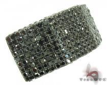 Black Diamond Fury Ring Mens Black Diamond Rings