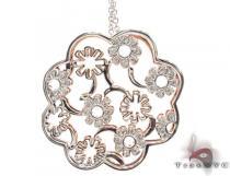 Bouquet Pendant & Chain ダイヤモンドペンダント