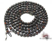 Custom Jewelry - Mens Diamond Chain 30 Inches, 4mm, 39.9 Grams Diamond Chains