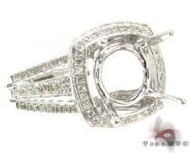 Ladies Semi Mount Ring 18967 セミマウント ダイヤモンド リング