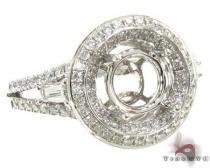 Ladies Semi Mount Ring 18999 Engagement