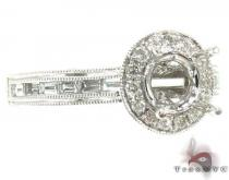 Ladies Semi Mount Ring 19005 セミマウント ダイヤモンド リング