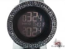 Black Diamond Gucci Watch YA114207 Gucci グッチ