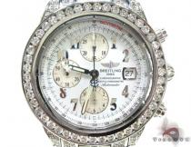 Pre-owned Breitling Windrider Chronomat Evolution Watch Featured Watches