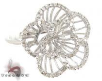 Ladies Diamond Ring 19047 レディース シルバーリング