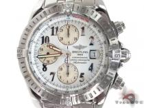 Pre-owned Breitling Windrider Chronomat Evolution Watch ブライトリング Breitling