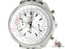 Breitling Bentley Motors White Dial A2536212 G552 ブライトリング Breitling
