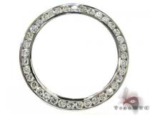 Diamond Bezel for Breitling Chronomat Evolution Watch ブライトリング Breitling