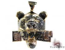 Grizzly Pendant ダイヤモンド ペンダント