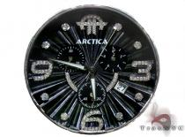 Black Arctica Dial D1 Watch Accessories
