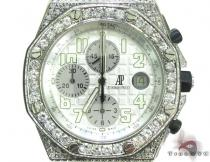 Fully Iced Audemars Piguet Royal Oak Offshore Audemars Piguet オーデマピゲ