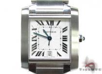 Mens Cartier Tank Francaise Watch W51002Q3 Cartier