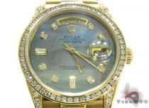 Rolex Day-Date Yellow Gold 218348 ロレックス ダイヤモンド コレクション