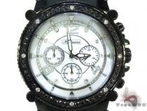 Black Diamond JoJino White Dial J-1173A JoJino