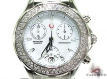 Michele Tahitian Ceramic Watch MWW12C000001 Michele Diamond Watches